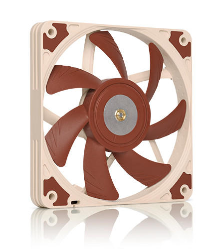 Ventilator NF-A12x15 FLX, 1850 RPM, 120x120x15 mm