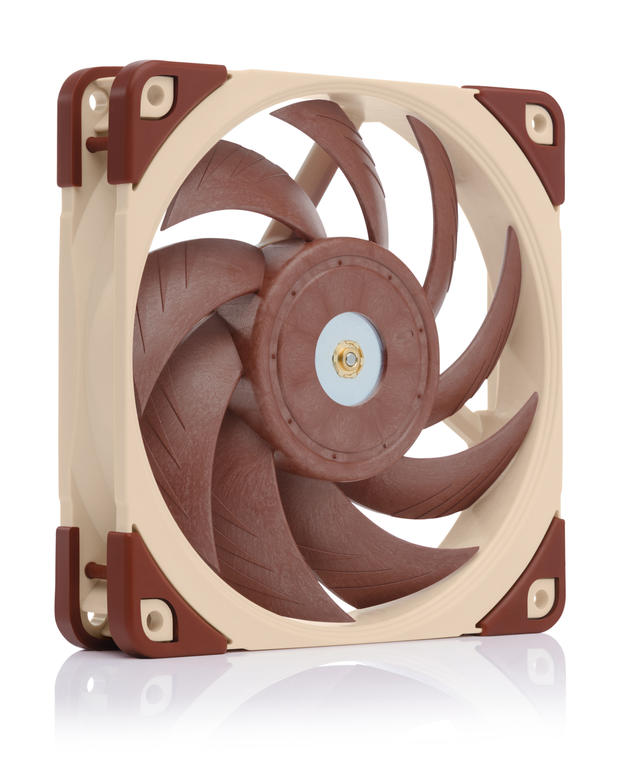 Ventilator NF-A12x25 ULN, 1200 RPM, 120x120x25 mm