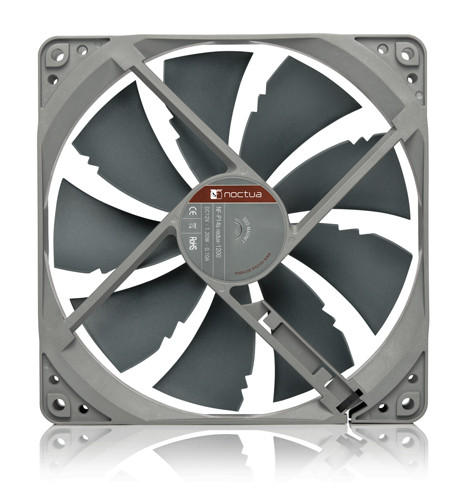 Ventilator NF-P14s redux-1200, 1200 RPM, 140x140x25 mm
